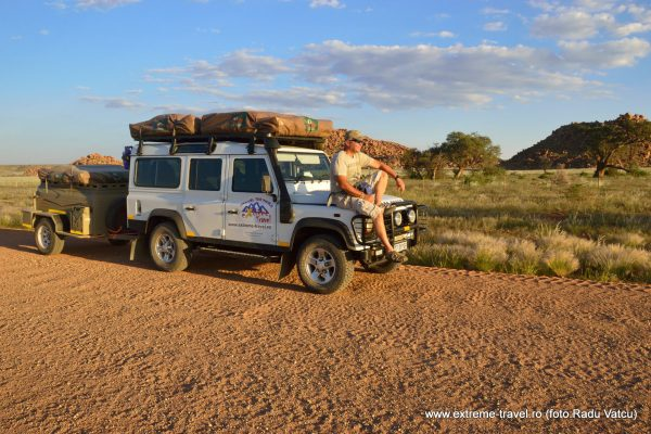EXPEDITIE 4x4 NAMIBIA SI BOTSWANA