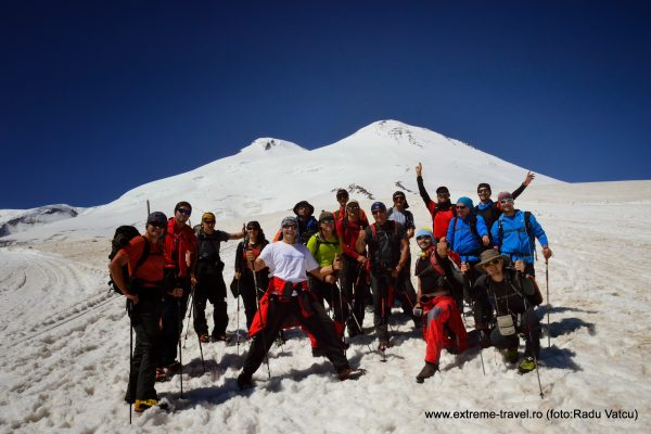 Elbrus Ascensiune Elbrus Extreme Travel