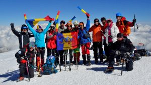 Mont Blanc Varf - Extreme Travel