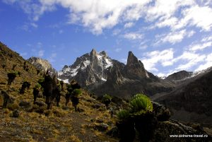 Ascensiune Mount Kenya