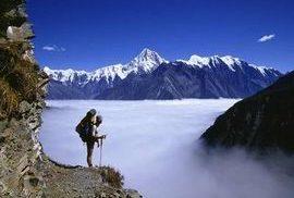Annapurna Circuit Nepal Himalaya