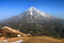 Ascensiune pe Damavand