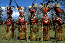 Papua Noua Guinee si Fidji