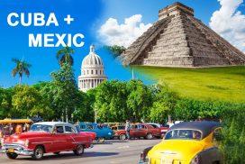 Circuit Cuba & Mexic