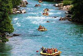 Muntenegru Durmitor Rafting Pe Tara