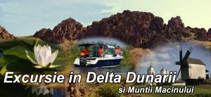 Excursie in Delta Dunarii si Muntii Macinului