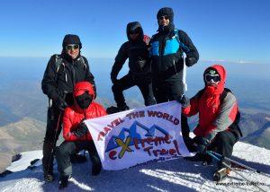 Ascensiune Elbrus Varf - Extreme Travel